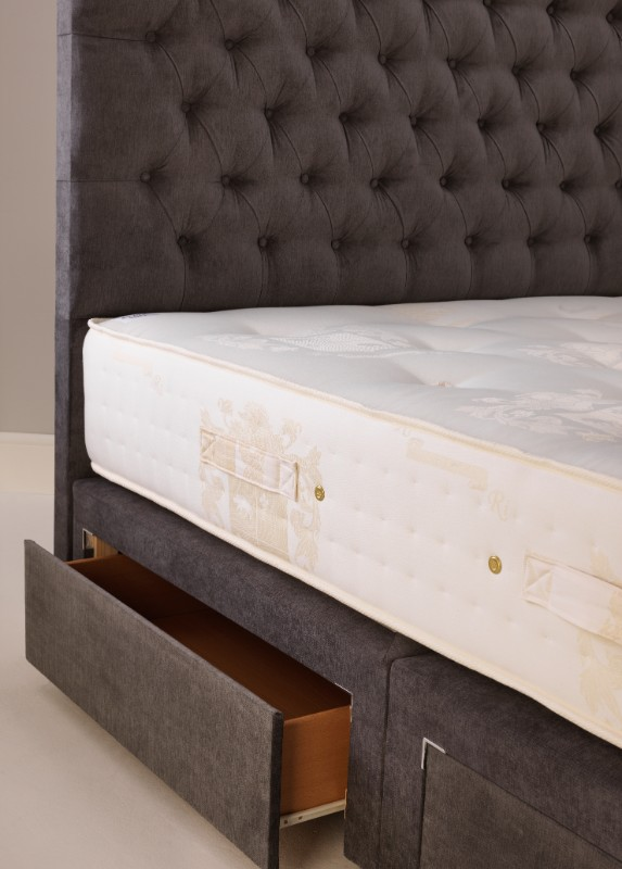 Storage Divan Bed Base