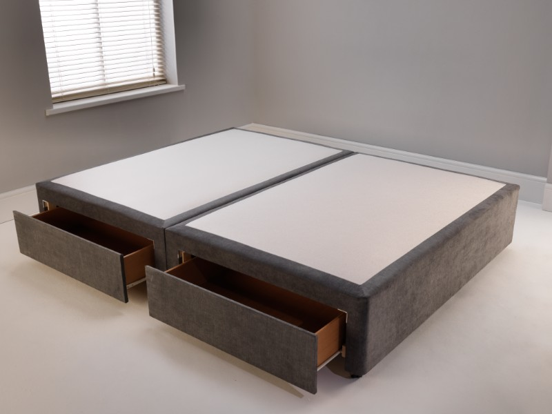 Luxury Beds - Drawer Storage Divan