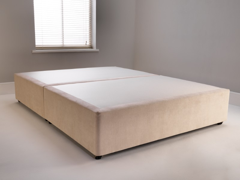 Luxury Beds - Padded Top Bed Base