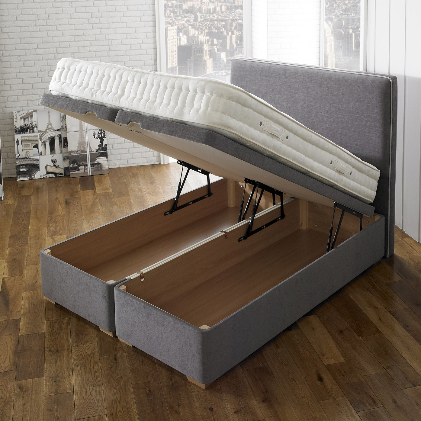 Luxury Beds - Ottoman Storage Divan